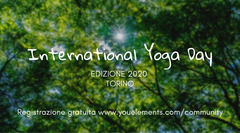 torino international yoga day 2020