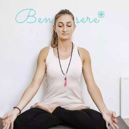 Nicoletta Napoli - ideatrice dell'International Yoga Day a Torino