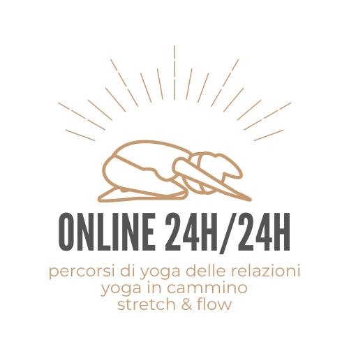 corsi yoga online 24 ore su 24